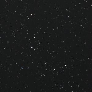 かみのけ座の散開星団Mel.111