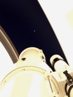 スリットからの木星
