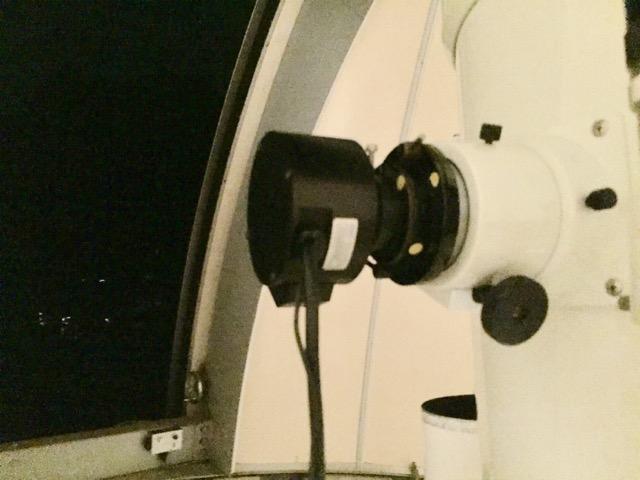 STVのカメラヘッド