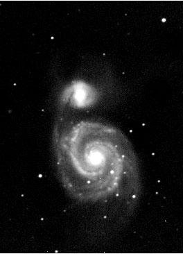 Star-1によるM51
